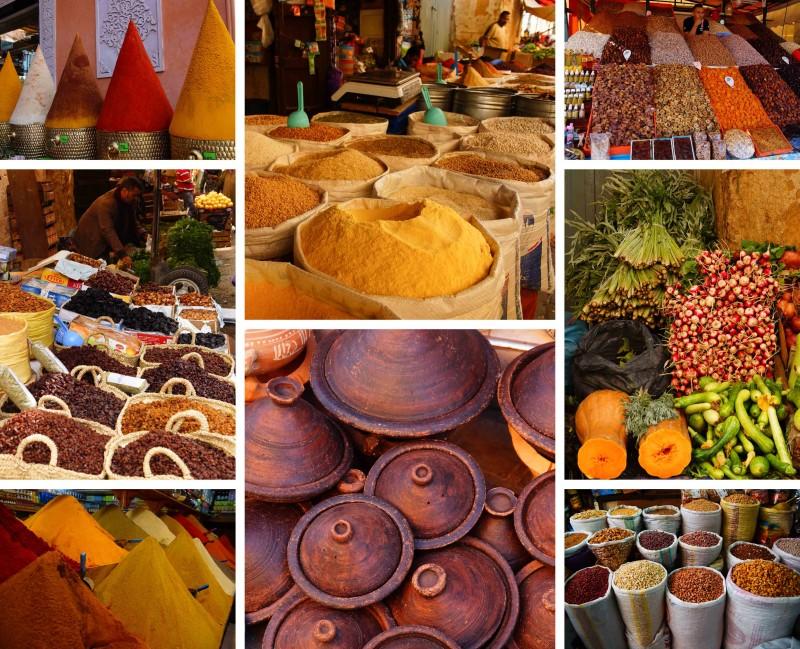 Marokko kleur 11