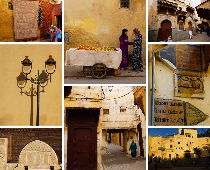 Marokko kleur 4
