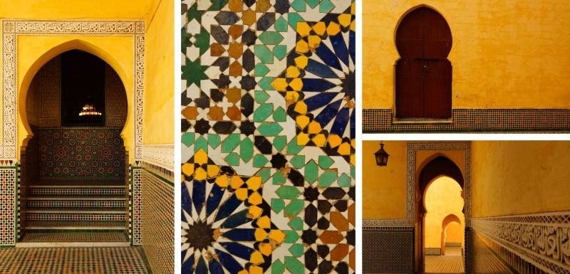 Marokko kleur 6