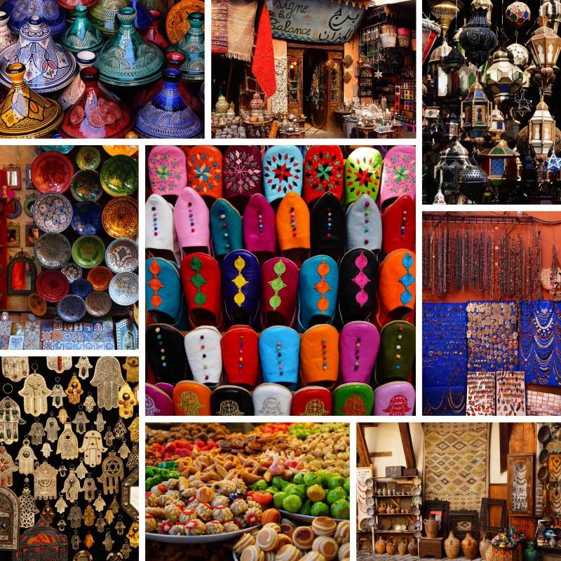 Marokko kleuren 13