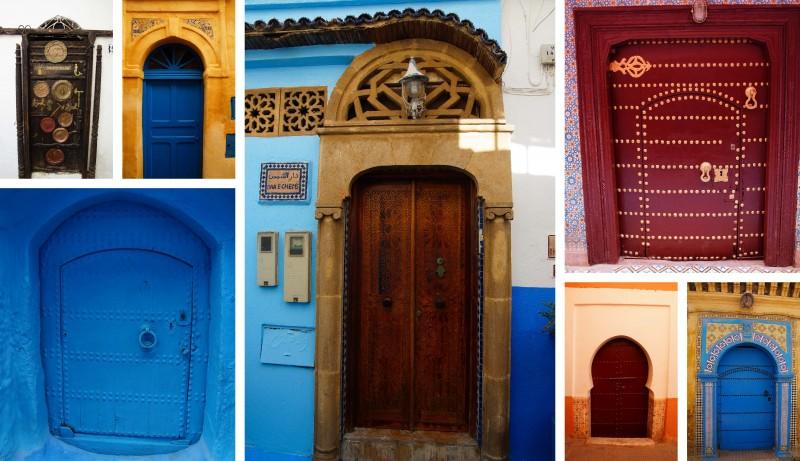 Deuren Marokko 1