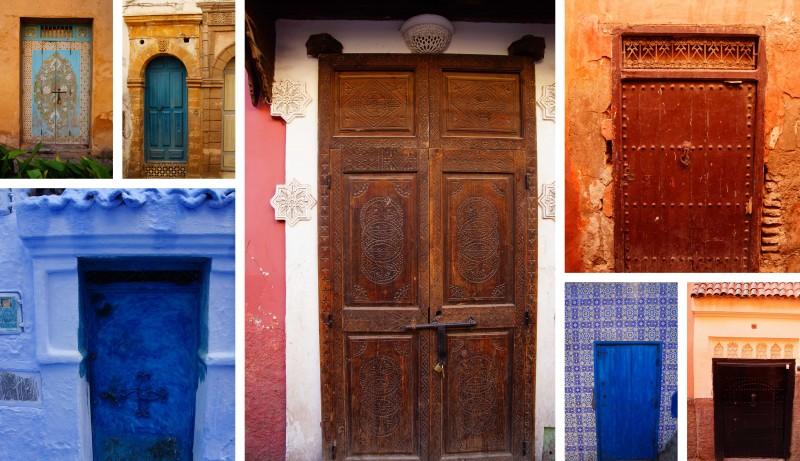 Deuren Marokko 2