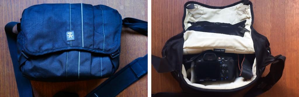 13974184bd5 En gaat 'ie altijd met me mee op reis. Ook tijdens meerdaagse trekkings, als  elke kilo bagage eigenlijk teveel is! Dit is mijn fototas: