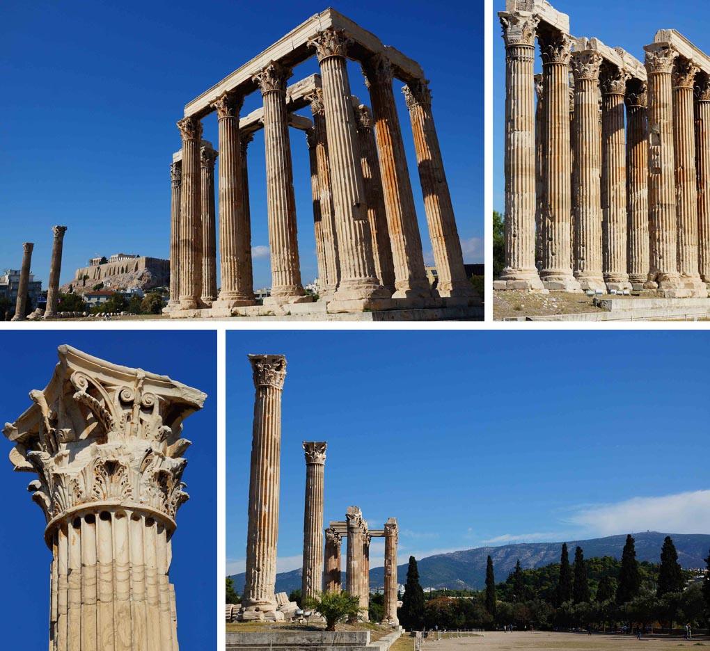 Bekende Gebouwen In Griekenland.De Mooiste Ruines Van Athene Karlijn Travels