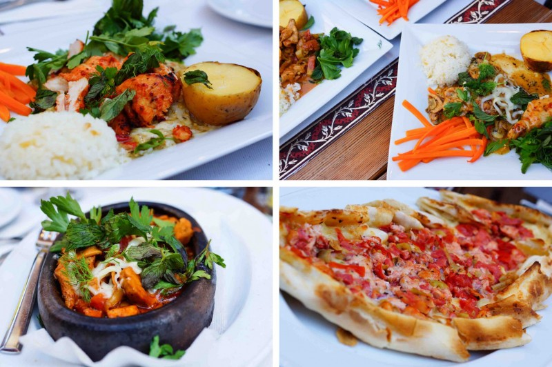 Istanbul eten