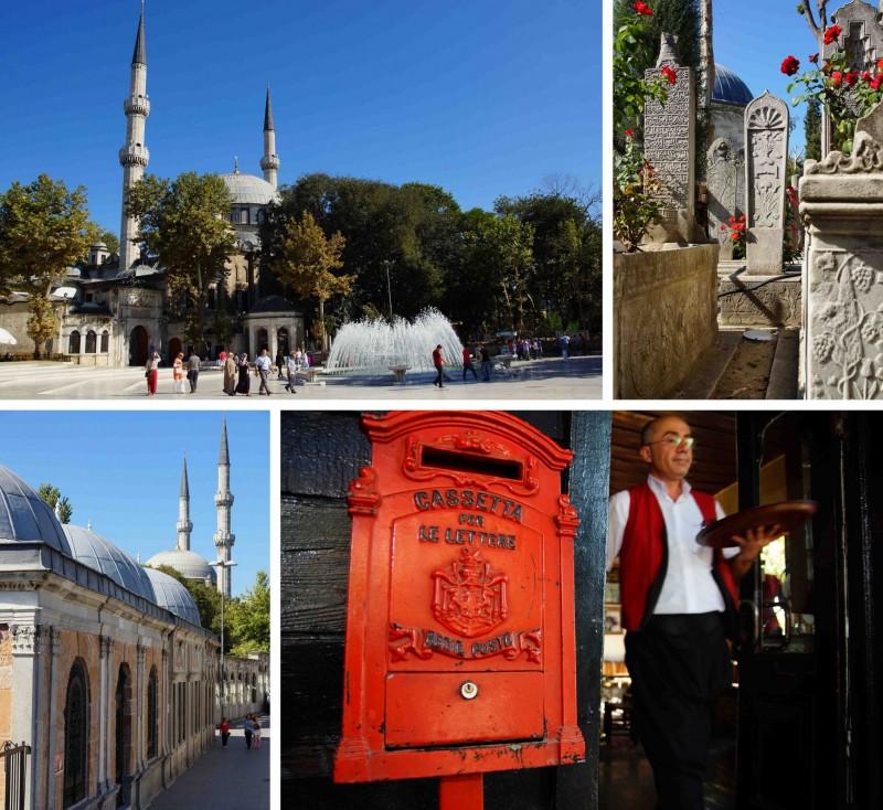 Istanbul wijken
