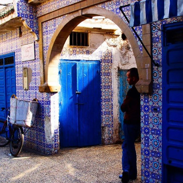 Essouaira is a lovely coastal town in Morocco A greathellip