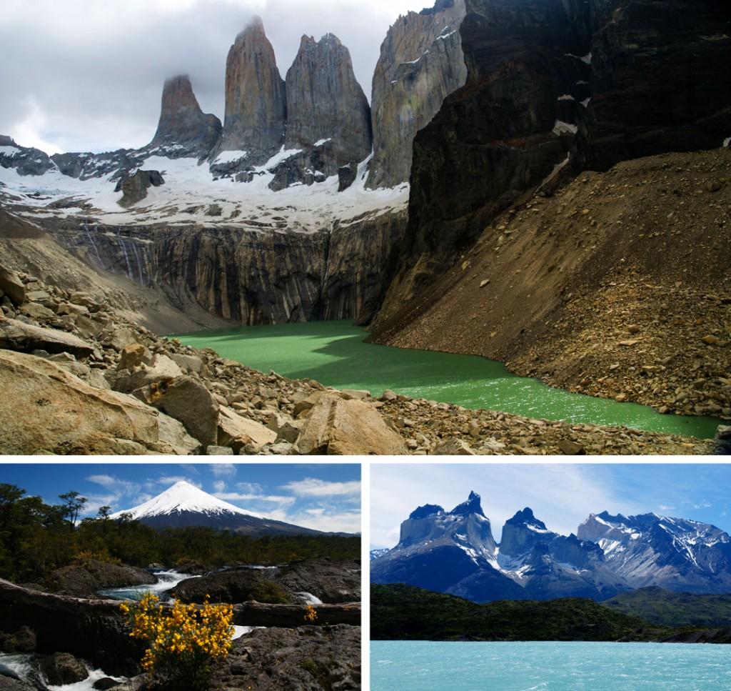 Patagonië natuur