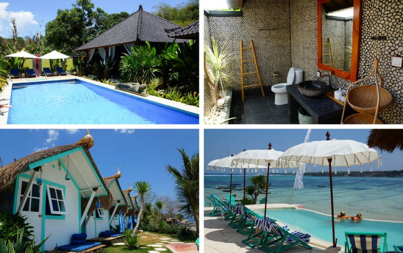 Hotels Nusa Lembongan