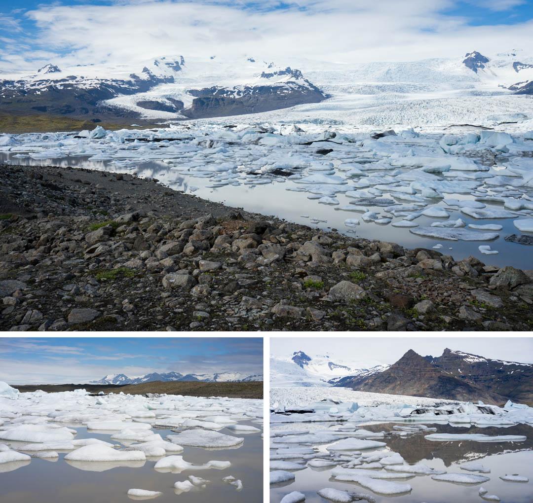 ijsbergenmeer in IJsland