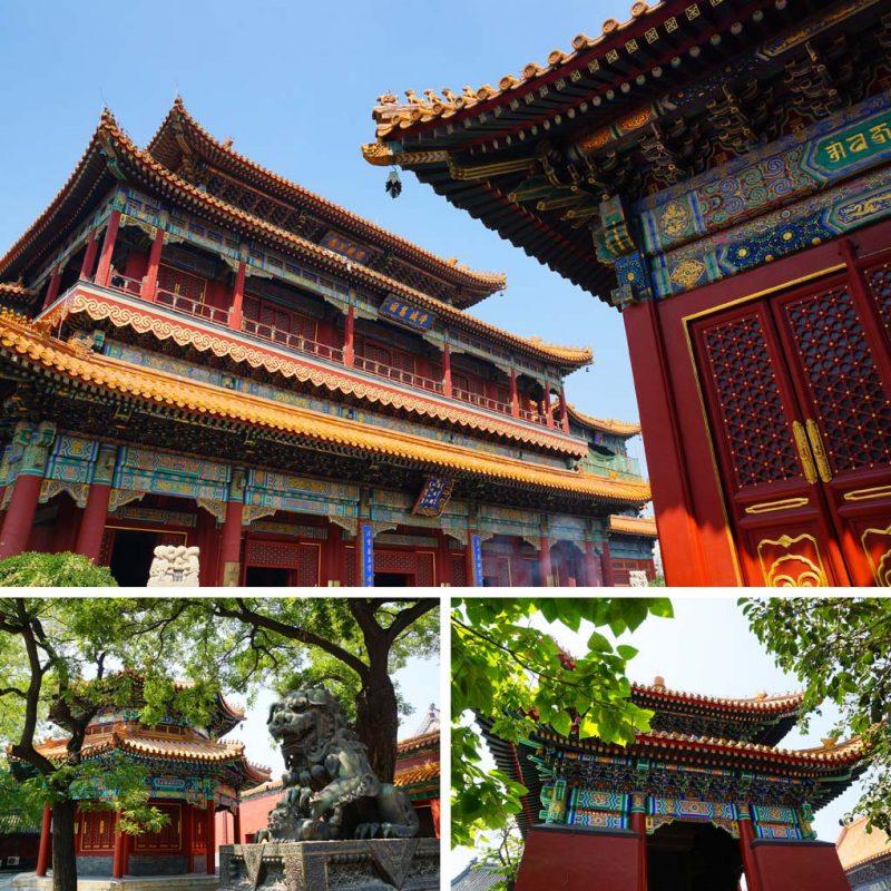 Lama Tempel Beijing 1