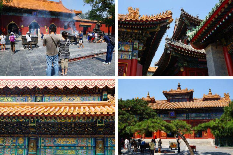 Lama Tempel Beijing 4