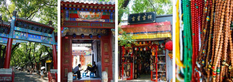 Lama Tempel Beijing 5