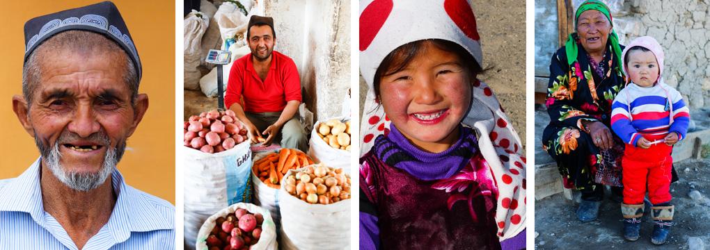 Tadzjikistan mensen