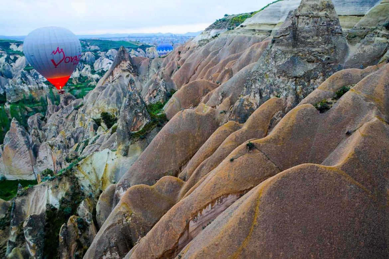 luchtballon Cappadocie