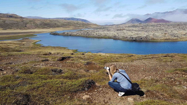Fotograferen in IJsland
