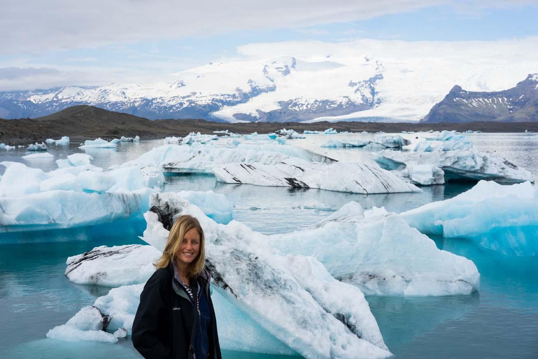 ijsland ijsbergenmeer