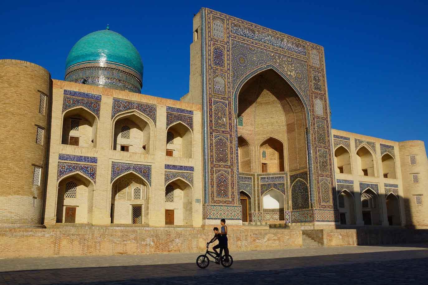 Oezbekistan Buchara