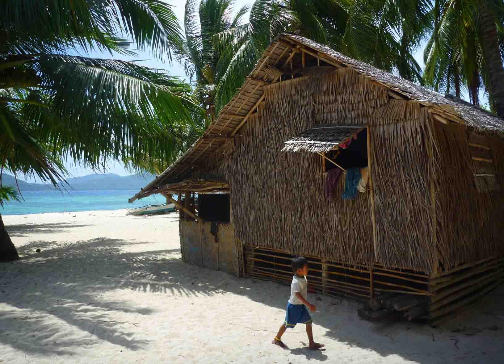 strand Palawan Filipijnen