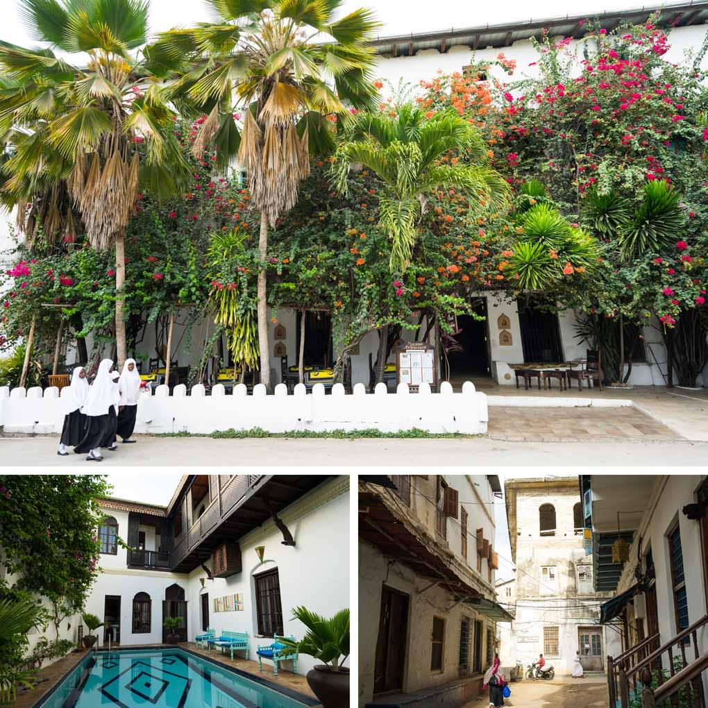 Reis tanzania onze route en praktische tips karlijn travels for Boutique hotel zanzibar stone town