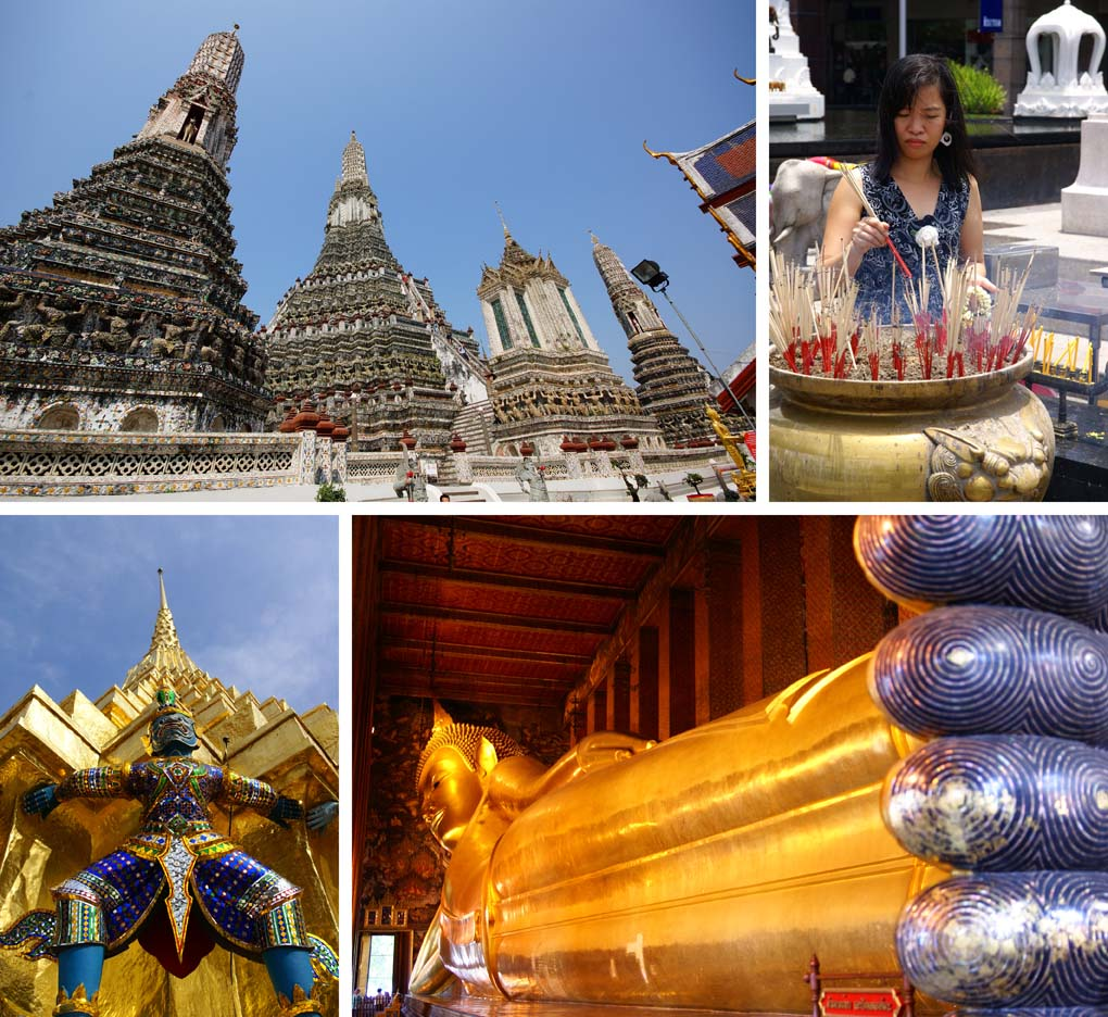 tempels Bangkok