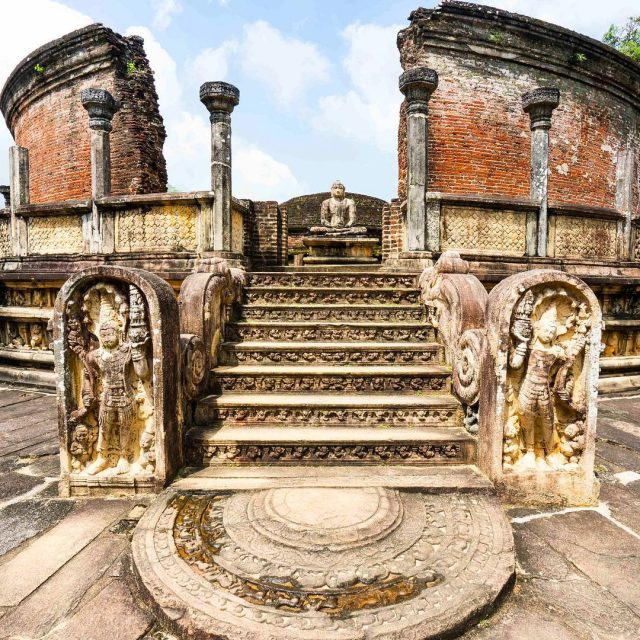 Polonnaruwa is one of my favorite places in Sri Lankahellip