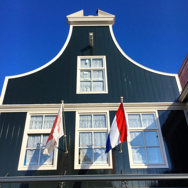 I finally made it to Volendam! How is it possiblehellip