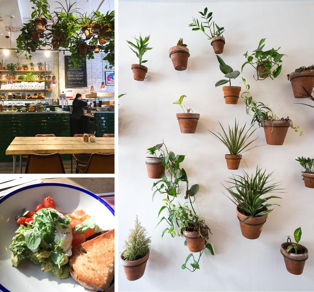 Ontbijt-Londen