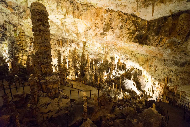 grotten Postojna