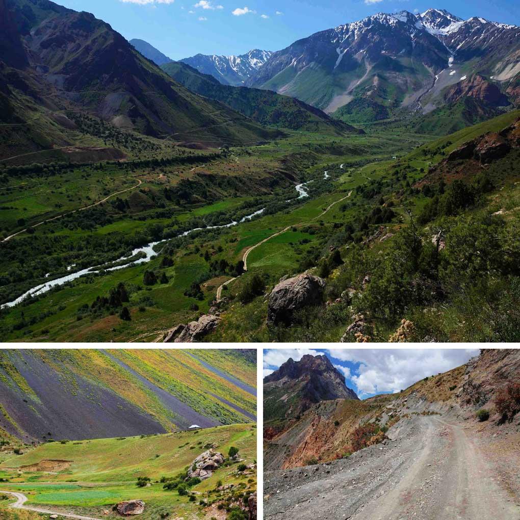 Iskander Kul Tadzjikistan