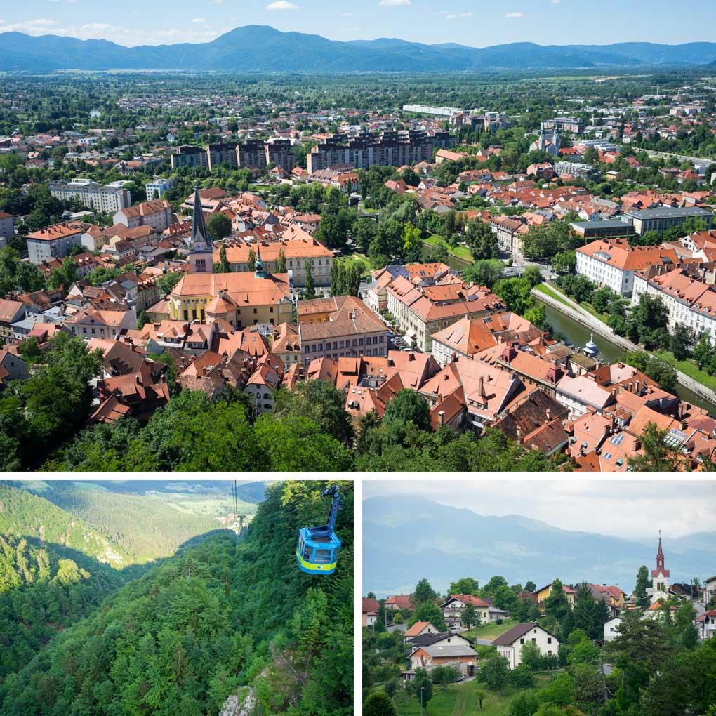 Slovenië natuur