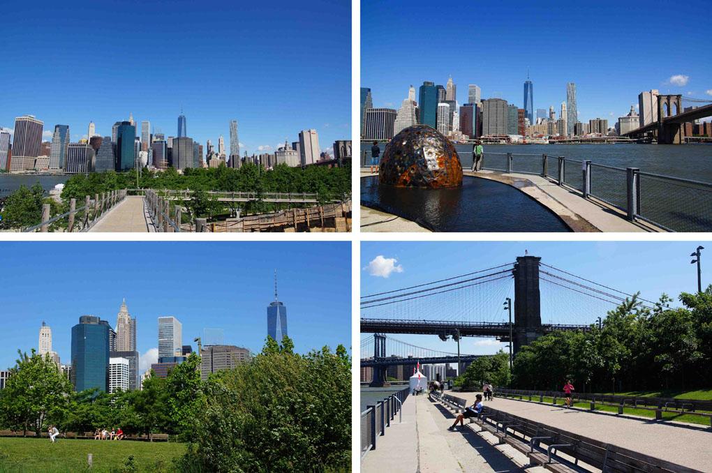 Vier favorieten de leukste parken van new york karlijn travels - Sfeer new york ...
