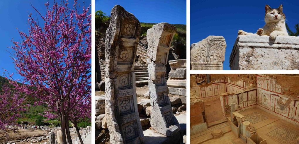 Ephesus-Turkije