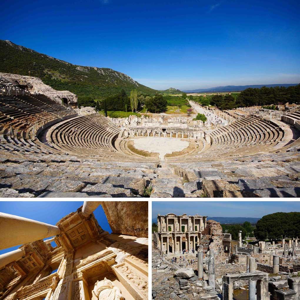 Ephesus Turkije