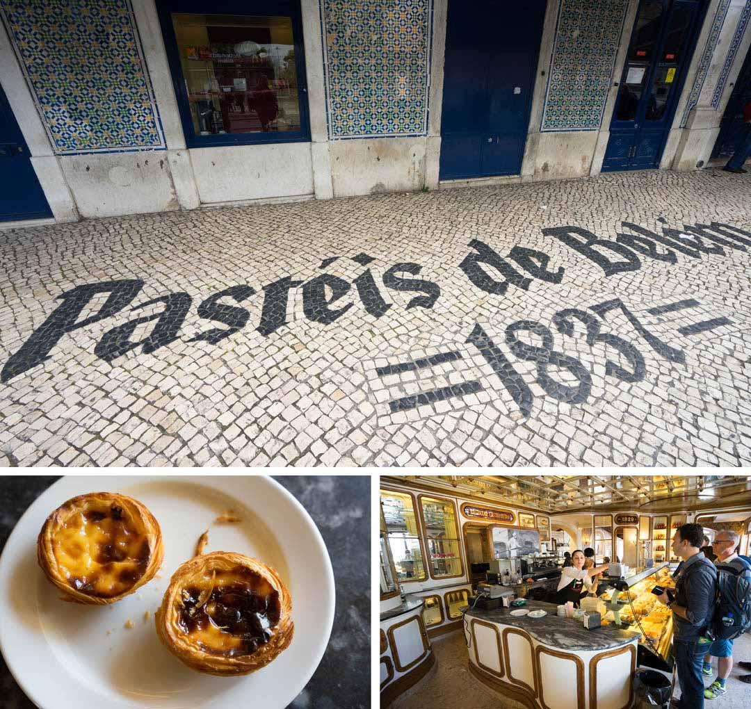 pasteis Lissabon