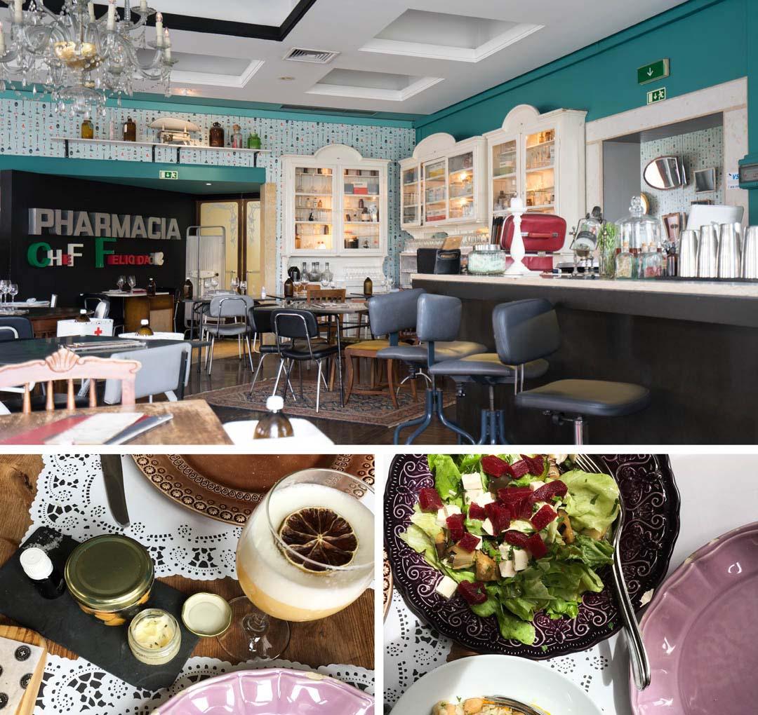 restaurant Lissabon