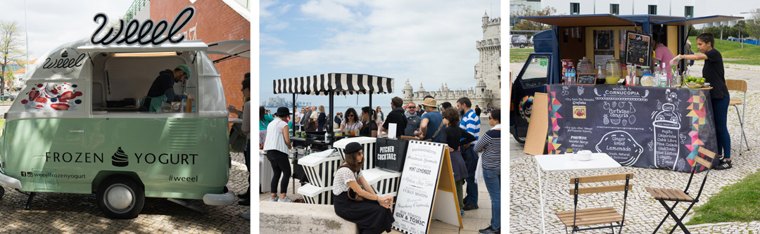 Lissabon foodtrucks