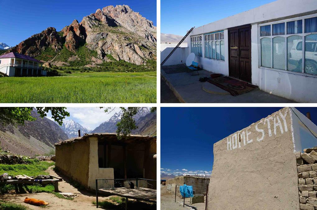 Homestay Tadzjikstan