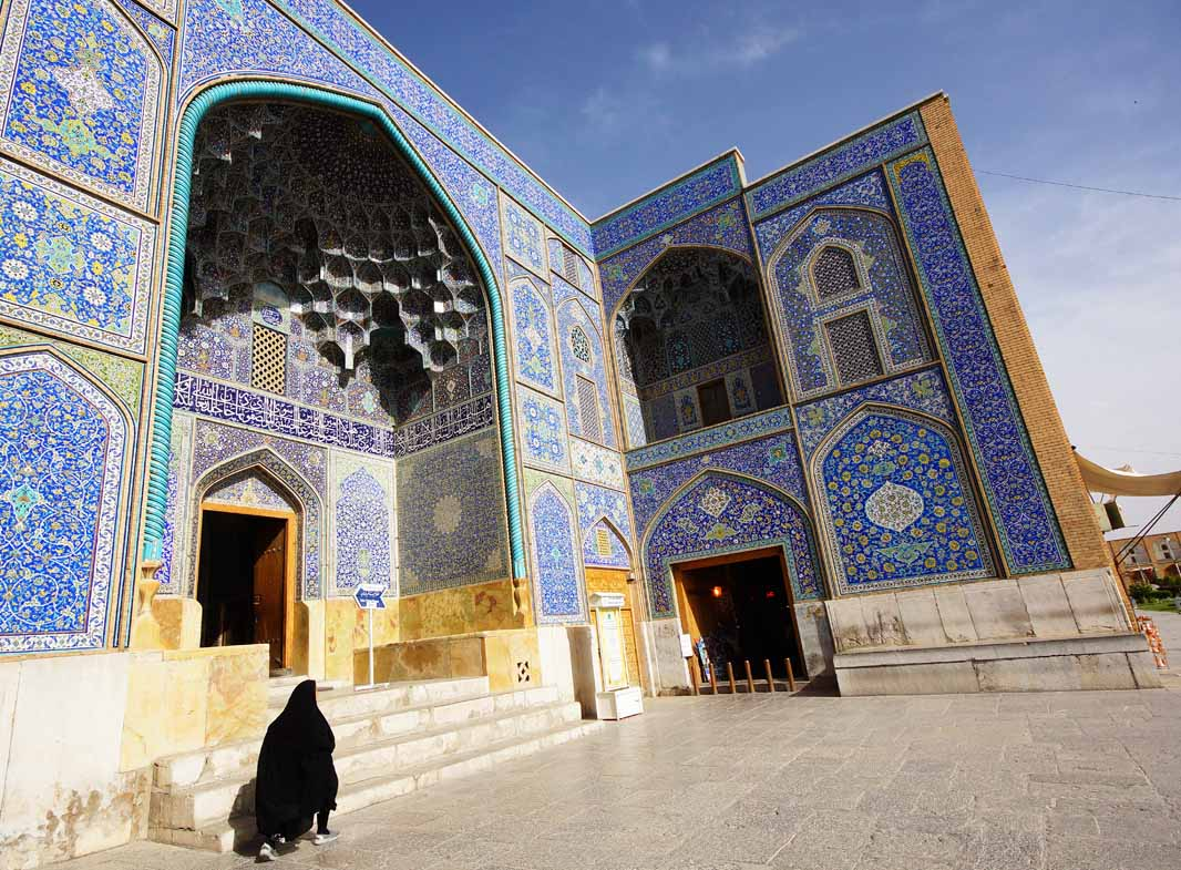 Iran Esfahan