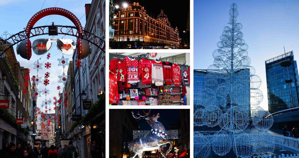 Londen Is Klaar Voor Kerst Karlijn Travels