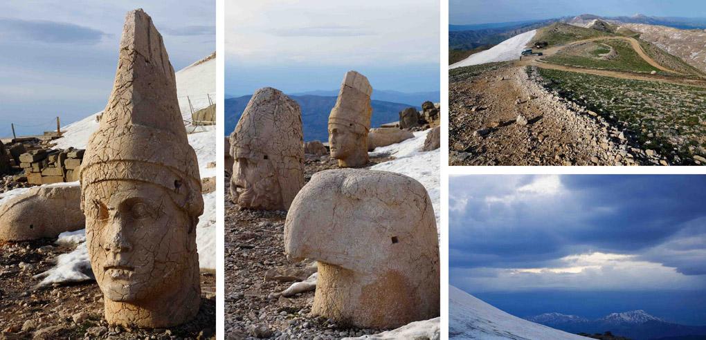 Mount Nemrut Turkije