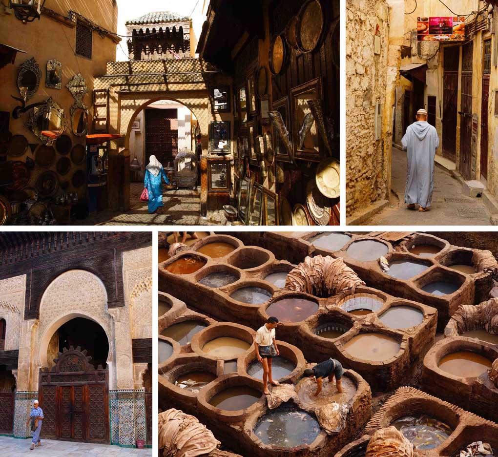 Fes-Marokko