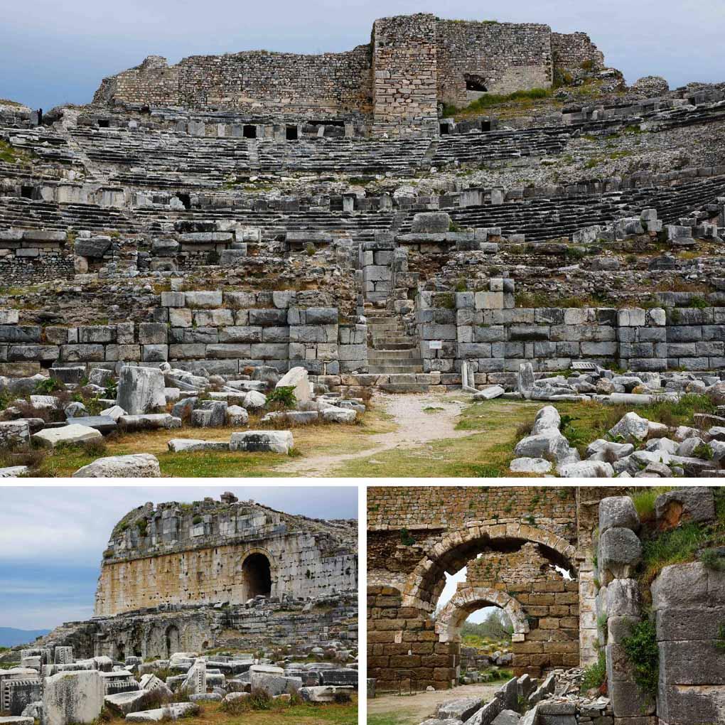Ruïnes Turkije