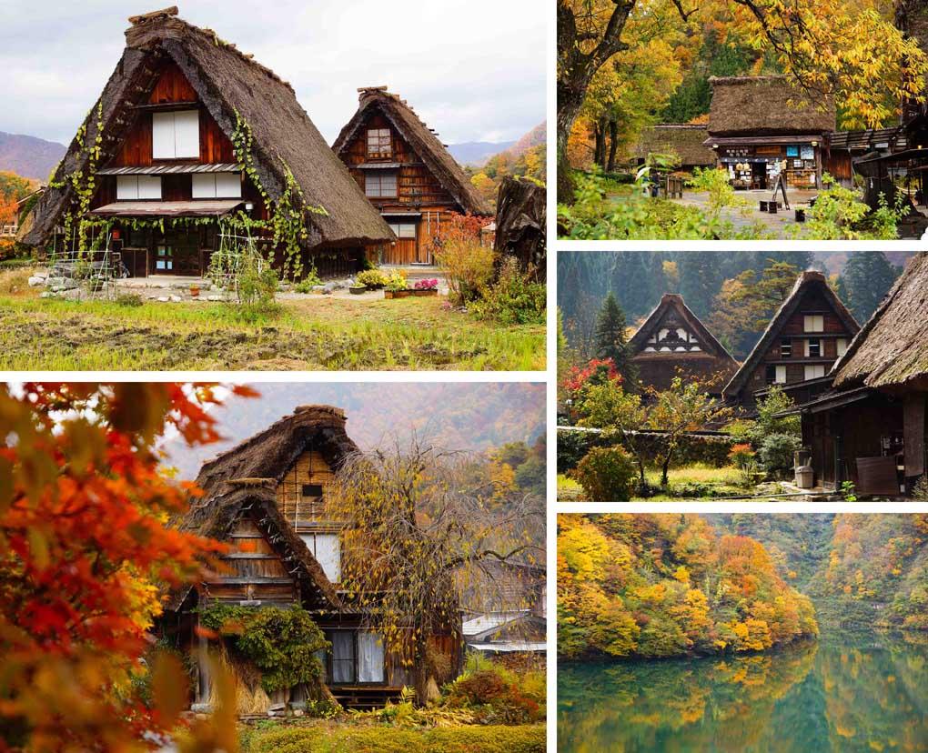 Shirakawago-go Japan