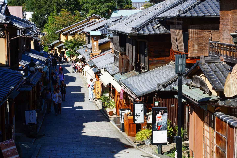 Shopping Kyoto
