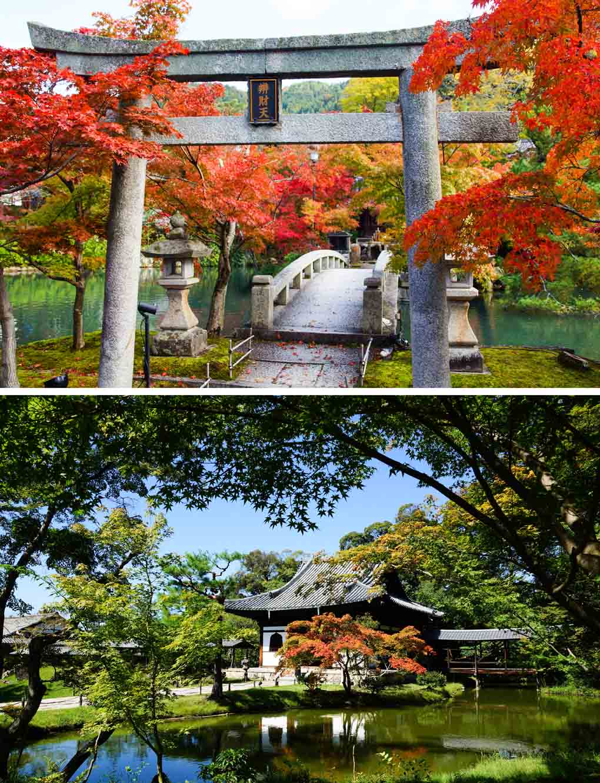 Tempels Kyoto