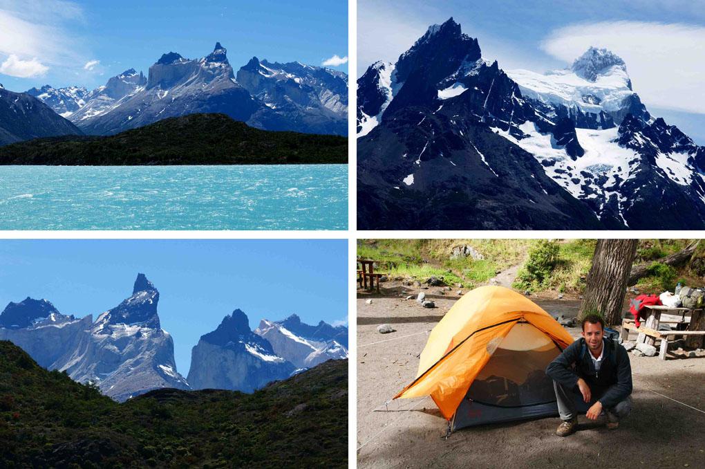 Torres del paine w trekking
