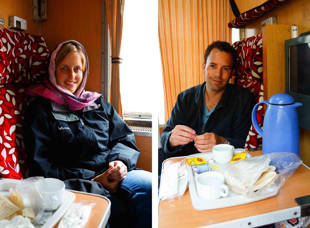 Trein Iran