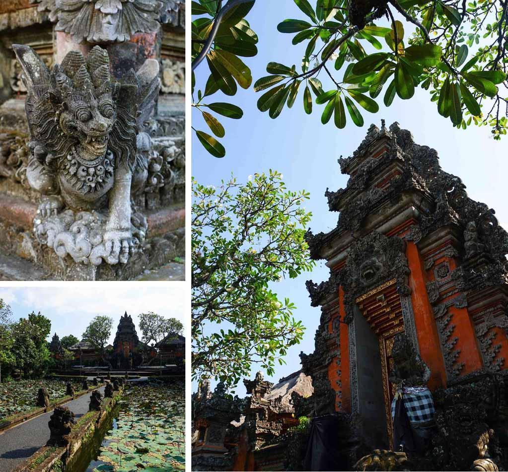 Ubud Bali tempels
