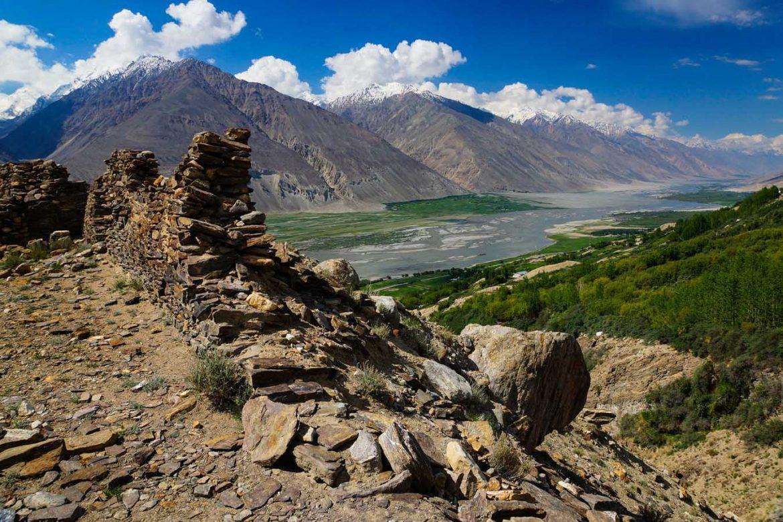 Wakhan Valley Tajikistan